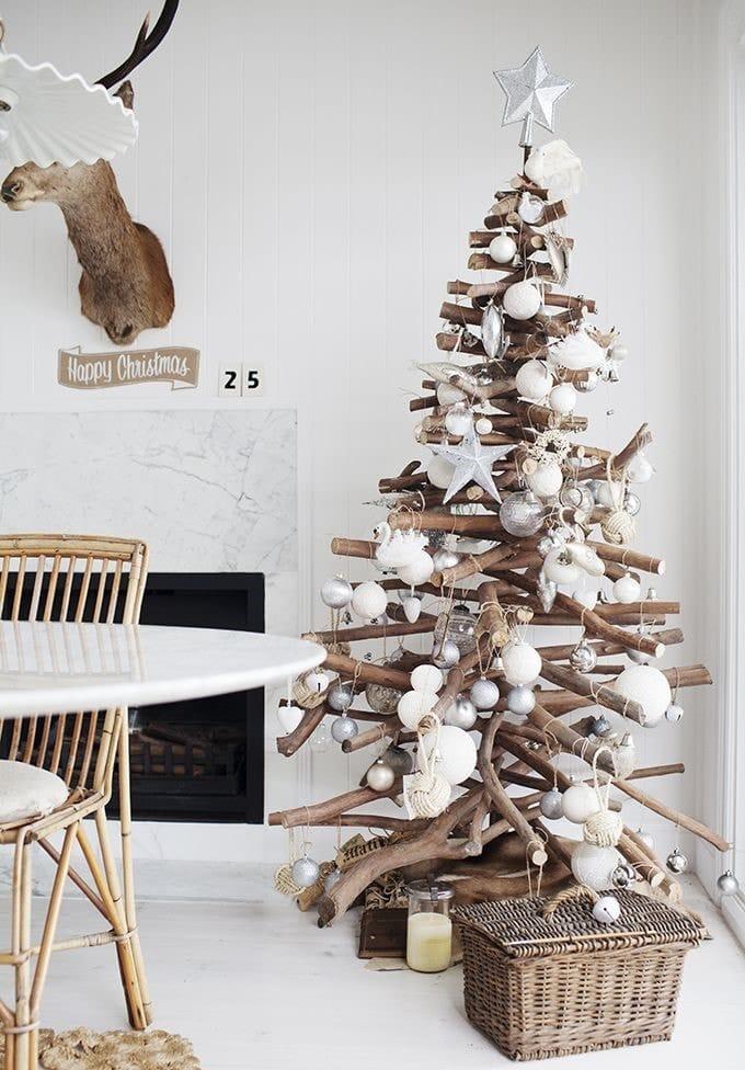 Decoration Noel 47 Idees Deco Originales Et Bon Marche Ctendance Fr