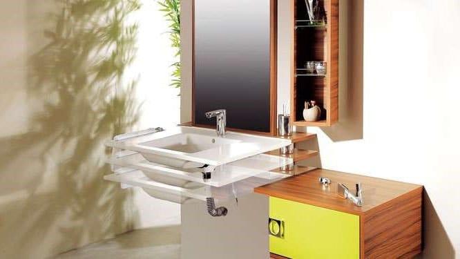 salle de bain moderne zen