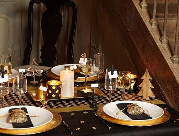 table noel elegante 2
