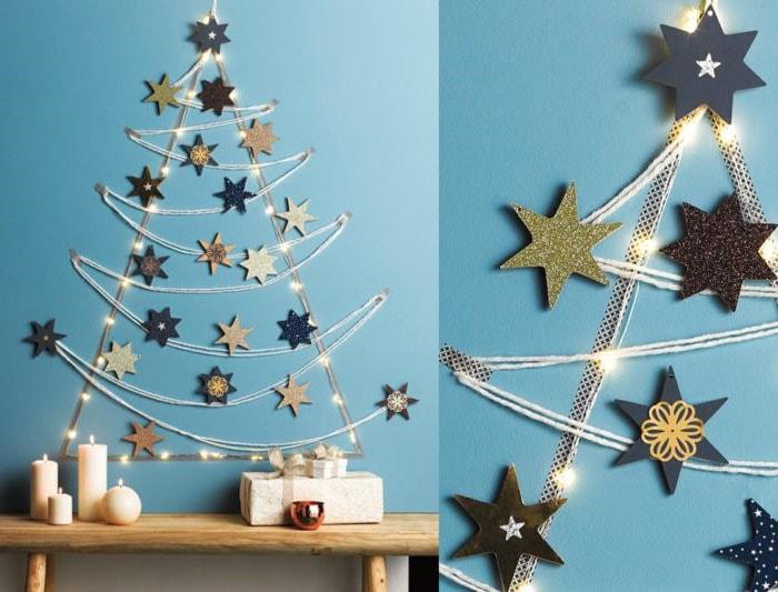 DIY | Déco de Noel à faire soi-même : 40 idées créatives à ...
