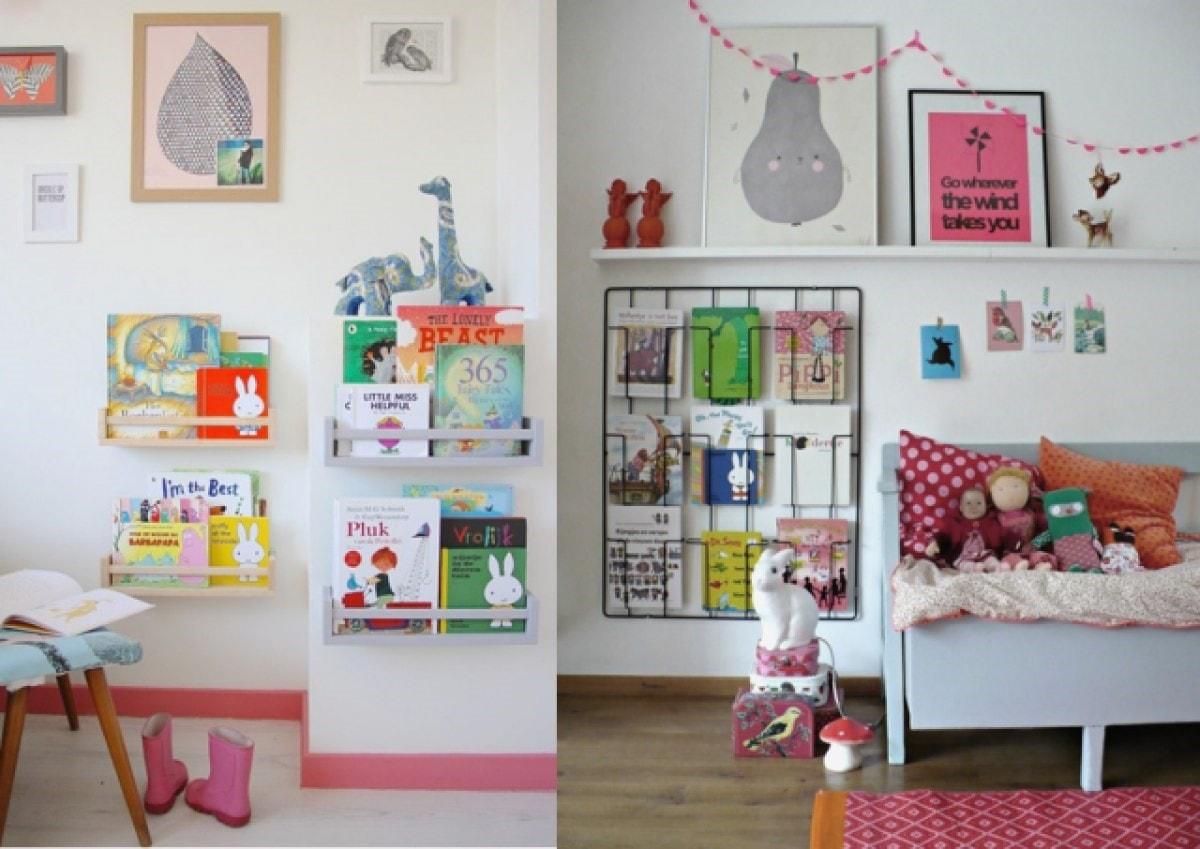 Bibliothèques pour enfant