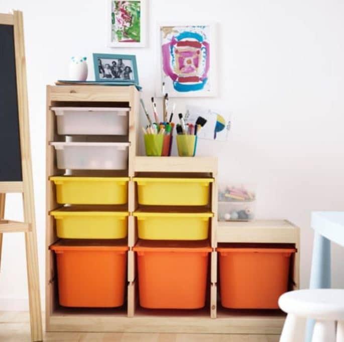 Rangement Chambre Enfant 60 Conseils Et Idees Pour Bien