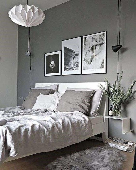 Chambre grise : Nos idées de nuances grises pour une déco ...