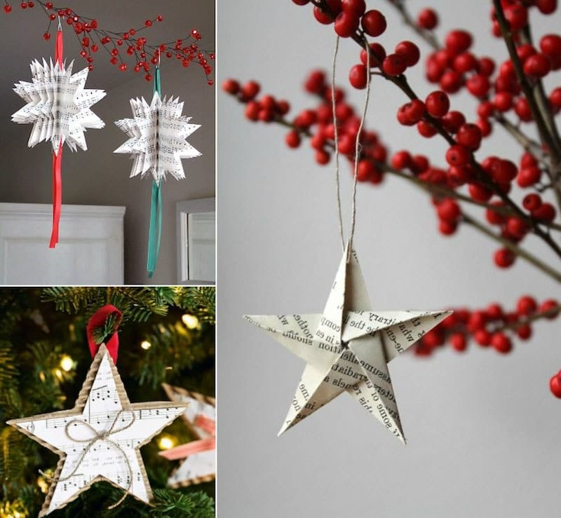 Diy Deco De Noel A Faire Soi Meme 40 Idees Creatives A