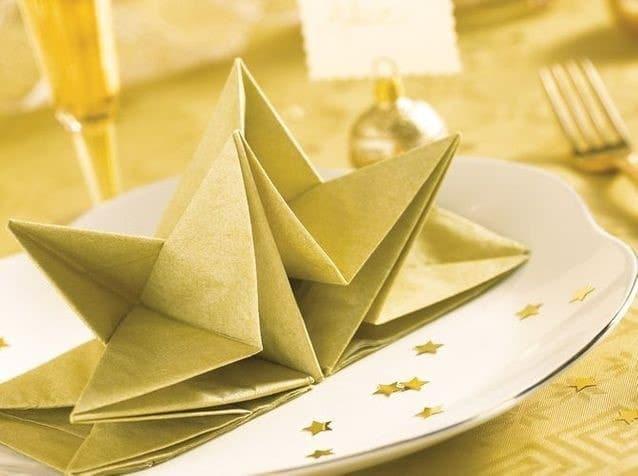 Origami et fêtes de noël