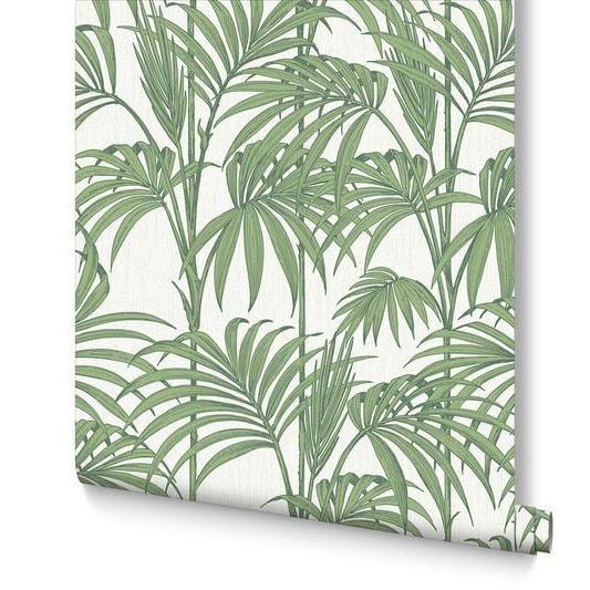 Papier ambiance tropicale