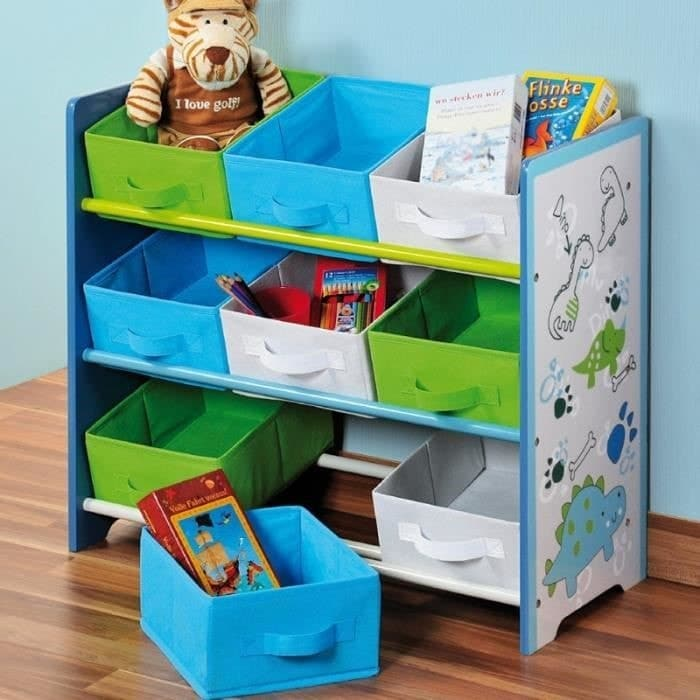 Petit meuble de rangement pour enfant