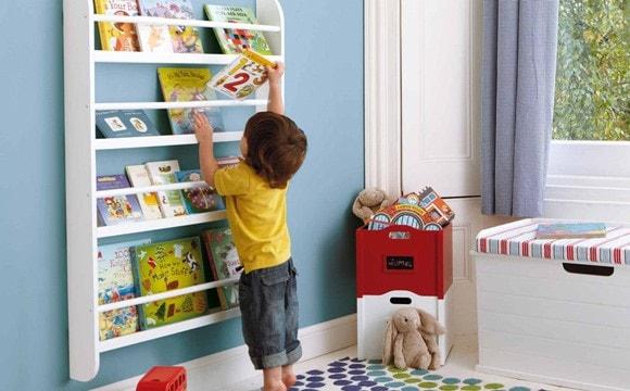 rangement chambre enfant 60 conseils et id es pour bien ranger. Black Bedroom Furniture Sets. Home Design Ideas