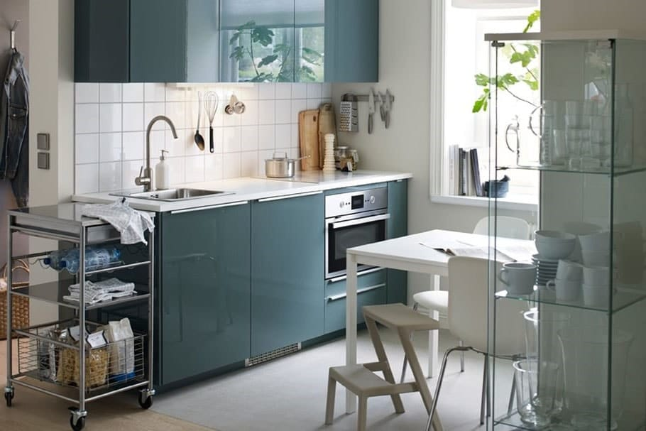 Petite cuisine ouverte 38 id es d 39 am nagement modernes - Idee amenagement cuisine ouverte sur salon ...