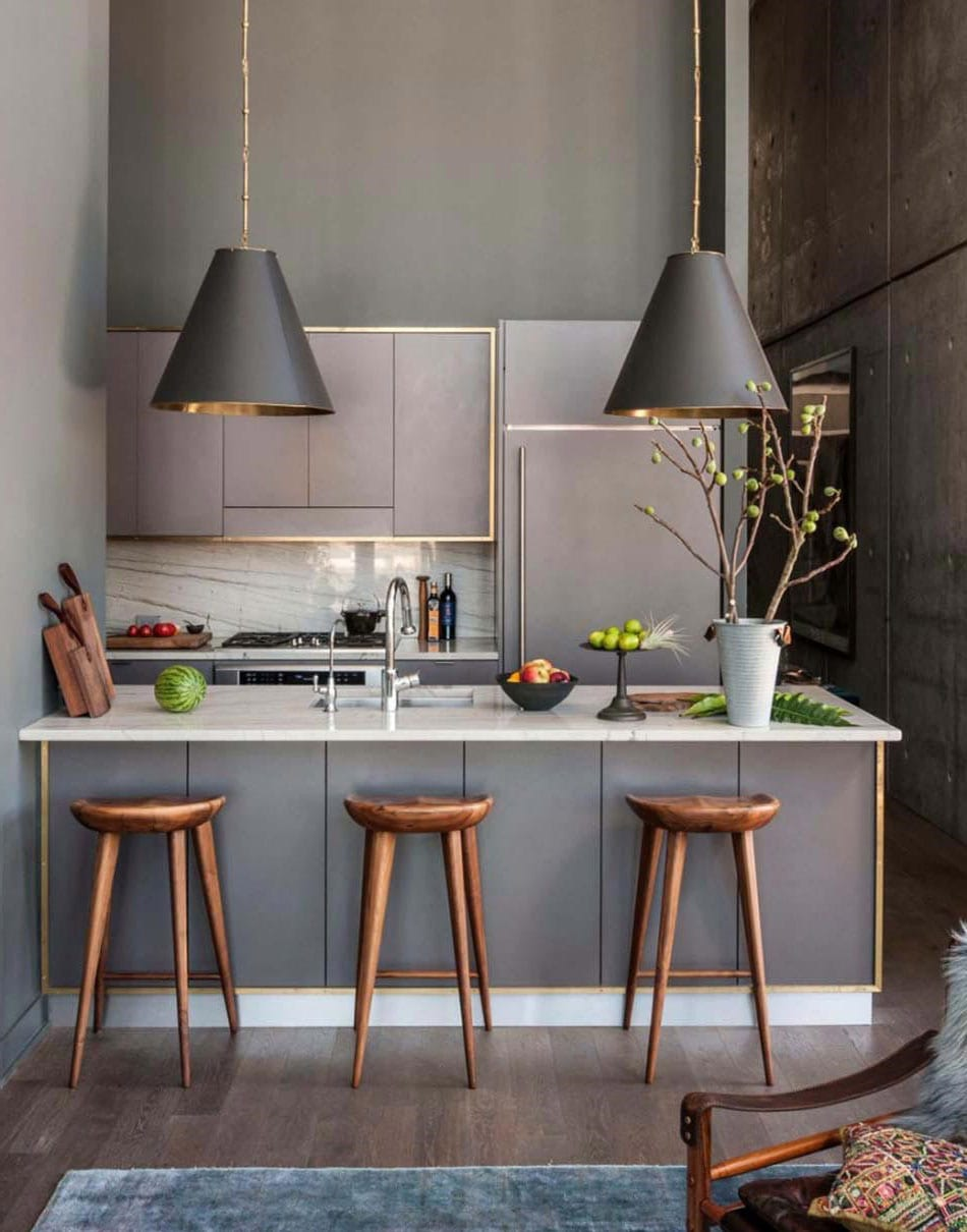Petite cuisine design