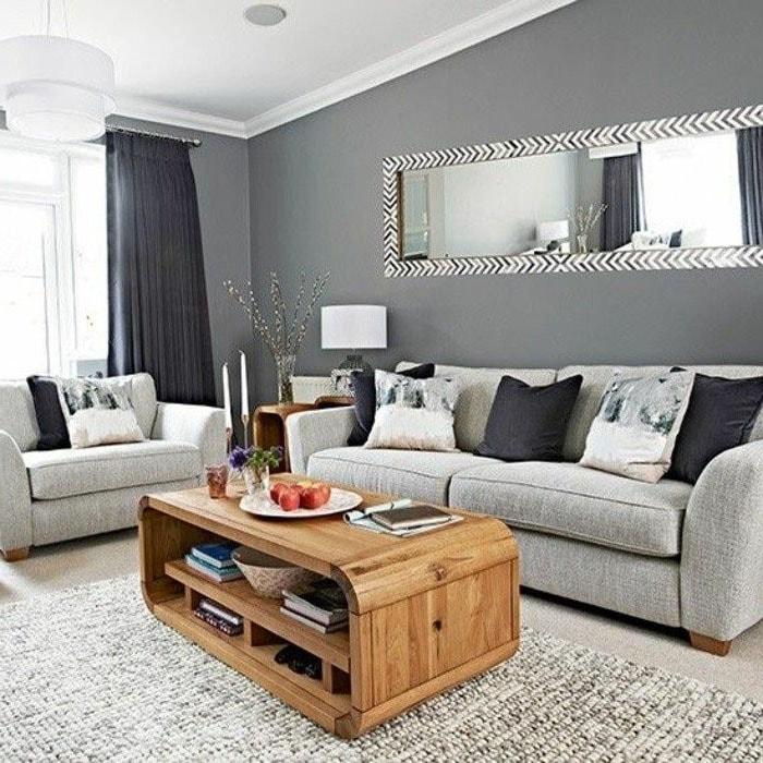 Déco salon gris : Nos idées de décoration tendance pour votre séjour