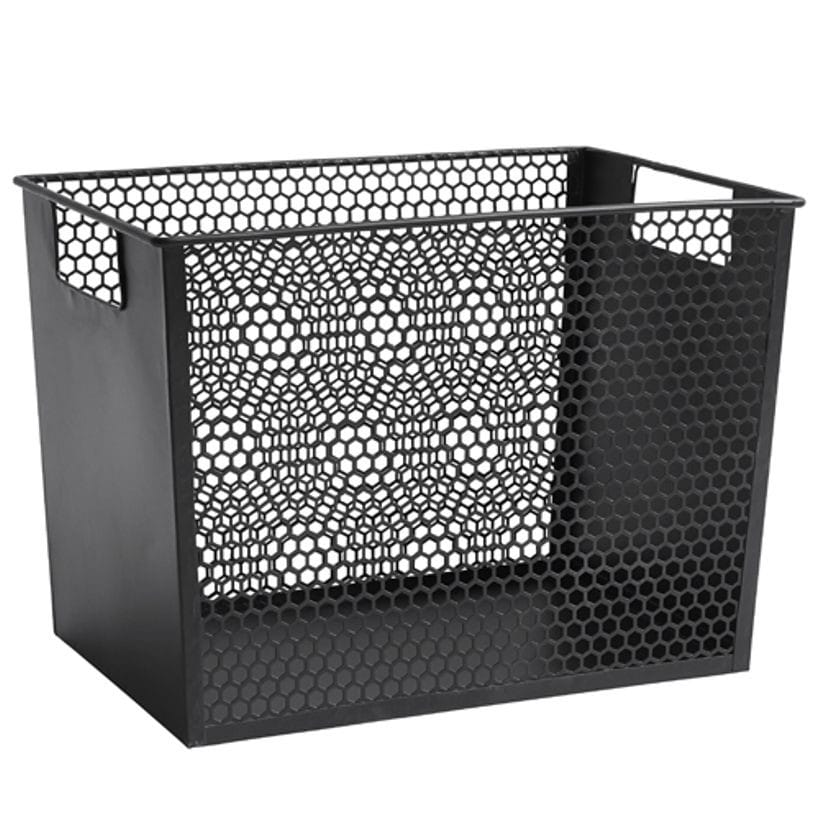 casier en métal ajouré rangement intérieur