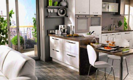 Petite cuisine ouverte : 38 idées pour un aménagement moderne