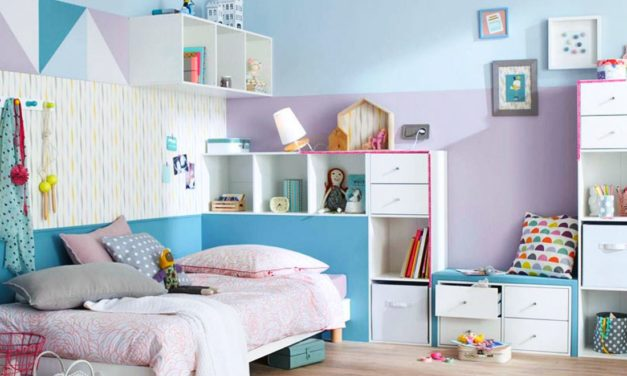 Rangement chambre enfant : nos astuces pour une chambre bien rangée