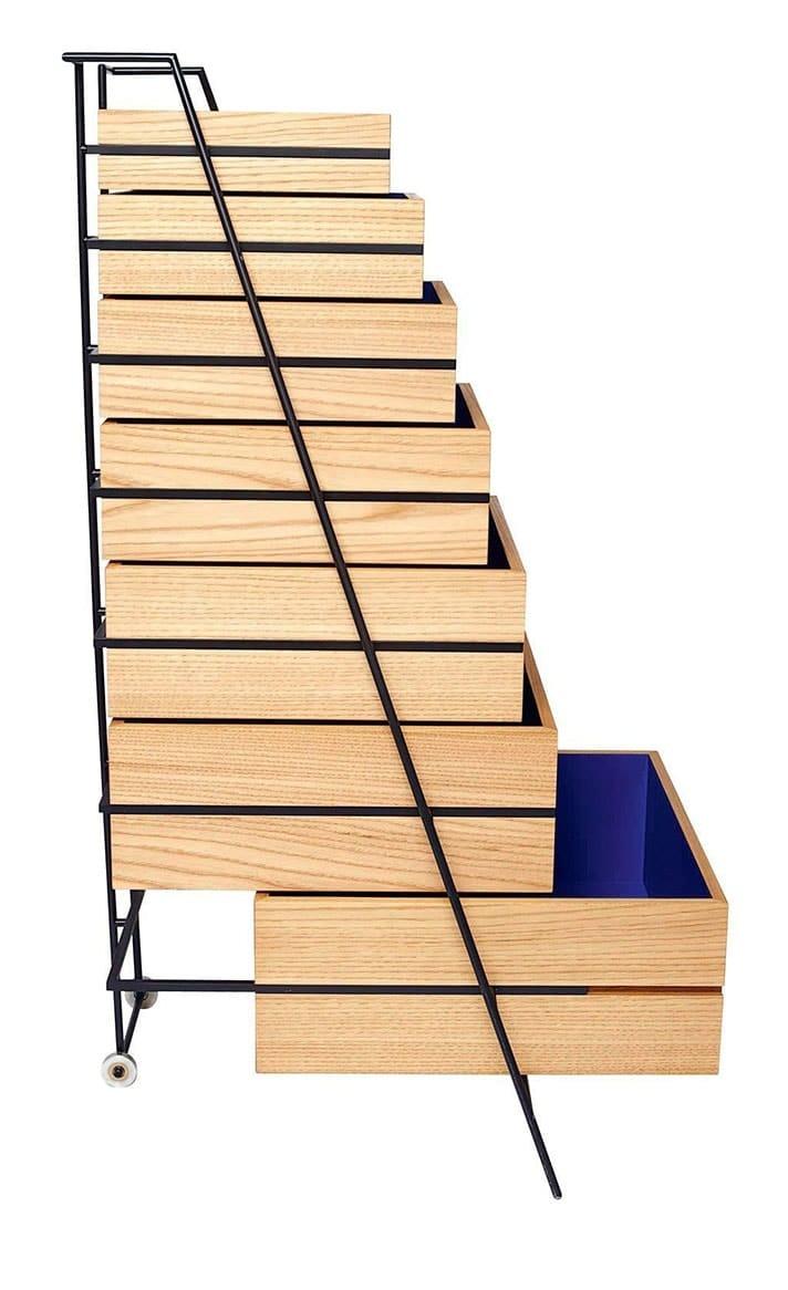 rangement inspiration tiroirs légumiers