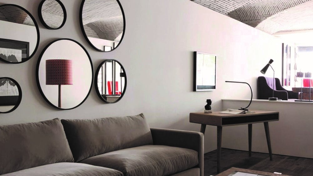 Decoration Murale Design 15 Idees Originales Pour Son Salon Ctendance