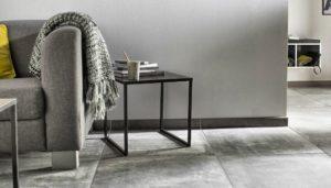 salon gris deco
