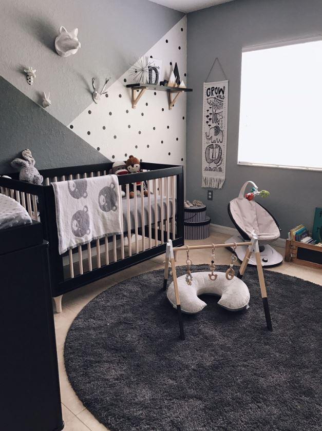 Chambre bébé trophée