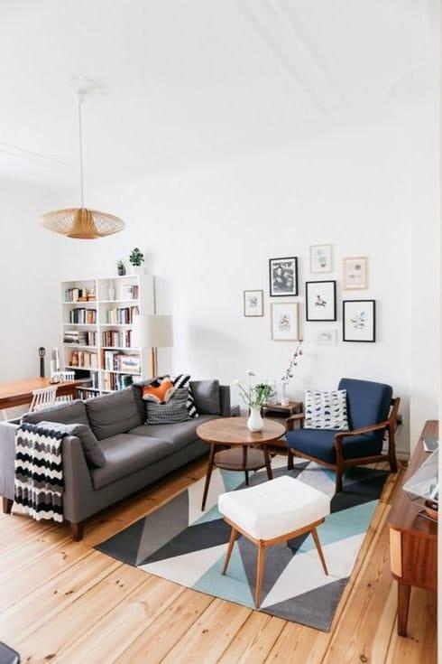 Déco salon scandinave : 38 idées pour un look scandinave dans son salon