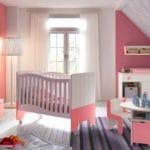 Chambre bébé fille : photos et idées de décoration