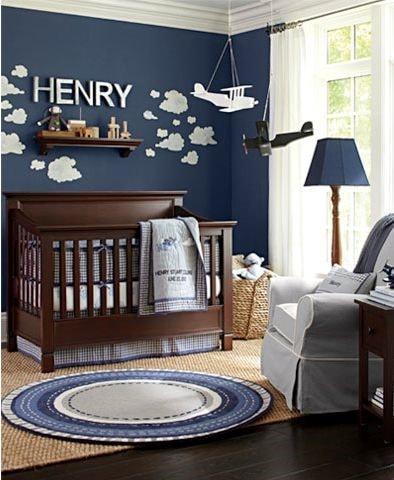 Nuage chambre bébé