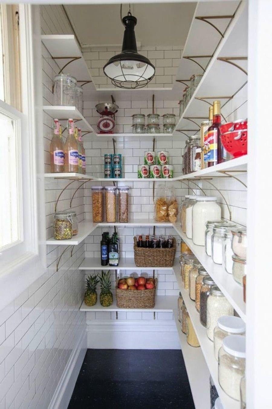 Que Mettre Dans Un Garde Manger aménagement cellier : idées & conseils pour une arrière