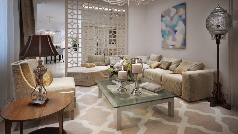 Charmant Salon Marocain