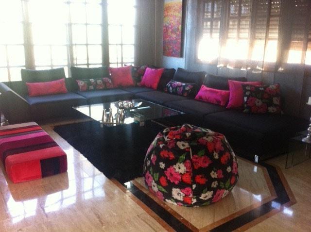 Genial Salon Marocain Moderne
