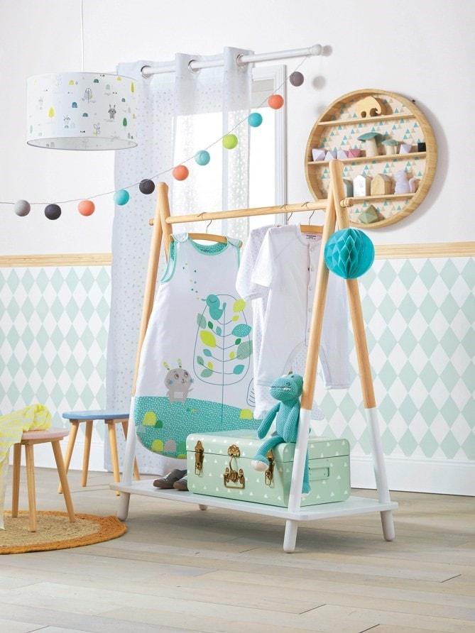 Univers chambre bébé © Verbaudet