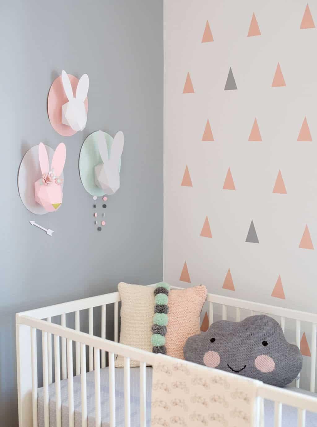 Superbe Deco Chambre Enfant Couleurs Pastels