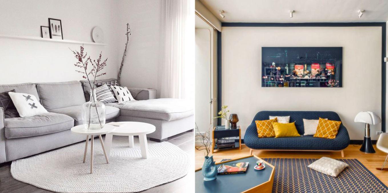 Déco petit salon : 18 idées de décoration pour un petit salon moderne