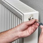 Comment purger un radiateur en fonte ?
