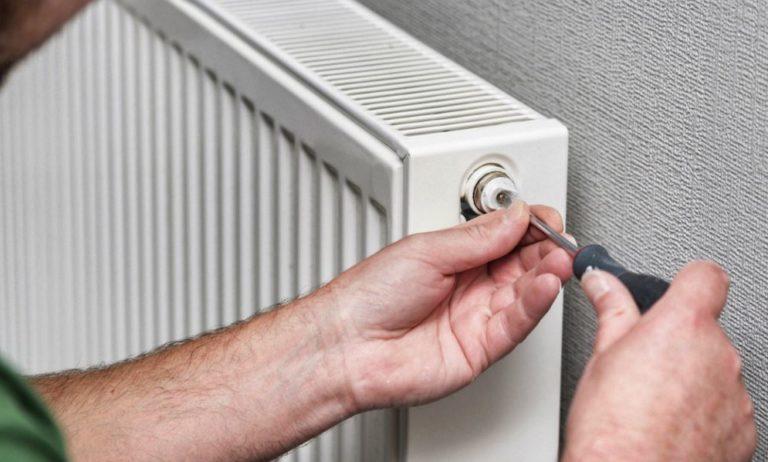 purger radiateur en fonte