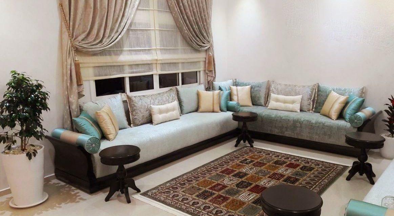 Grand Salon Marocain : 33 Idées Pour Un Salon Marocain Moderne U0026 Design