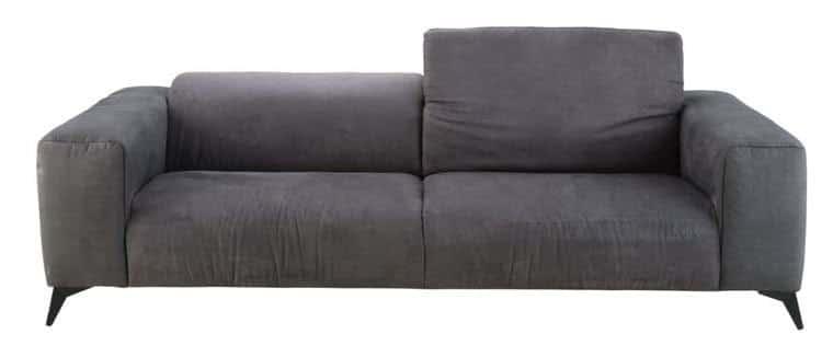 Canapé avec têtières