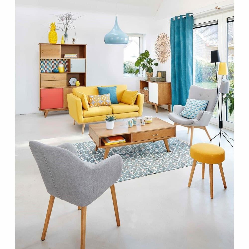 Canapé Moelleux Assise Profonde canapé maisons du monde : notre sélection de canapé tendance