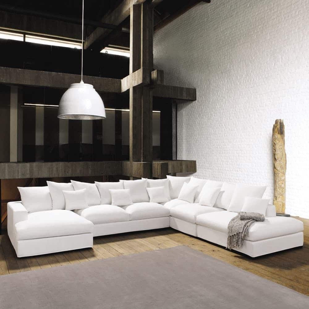 Canapé Maisons du monde : notre sélection de canapé tendance