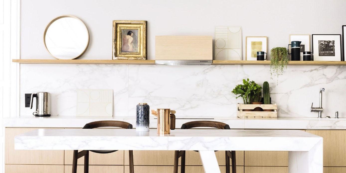 Déco murale cuisine : 20 idées décoration pour vos murs de cuisine !