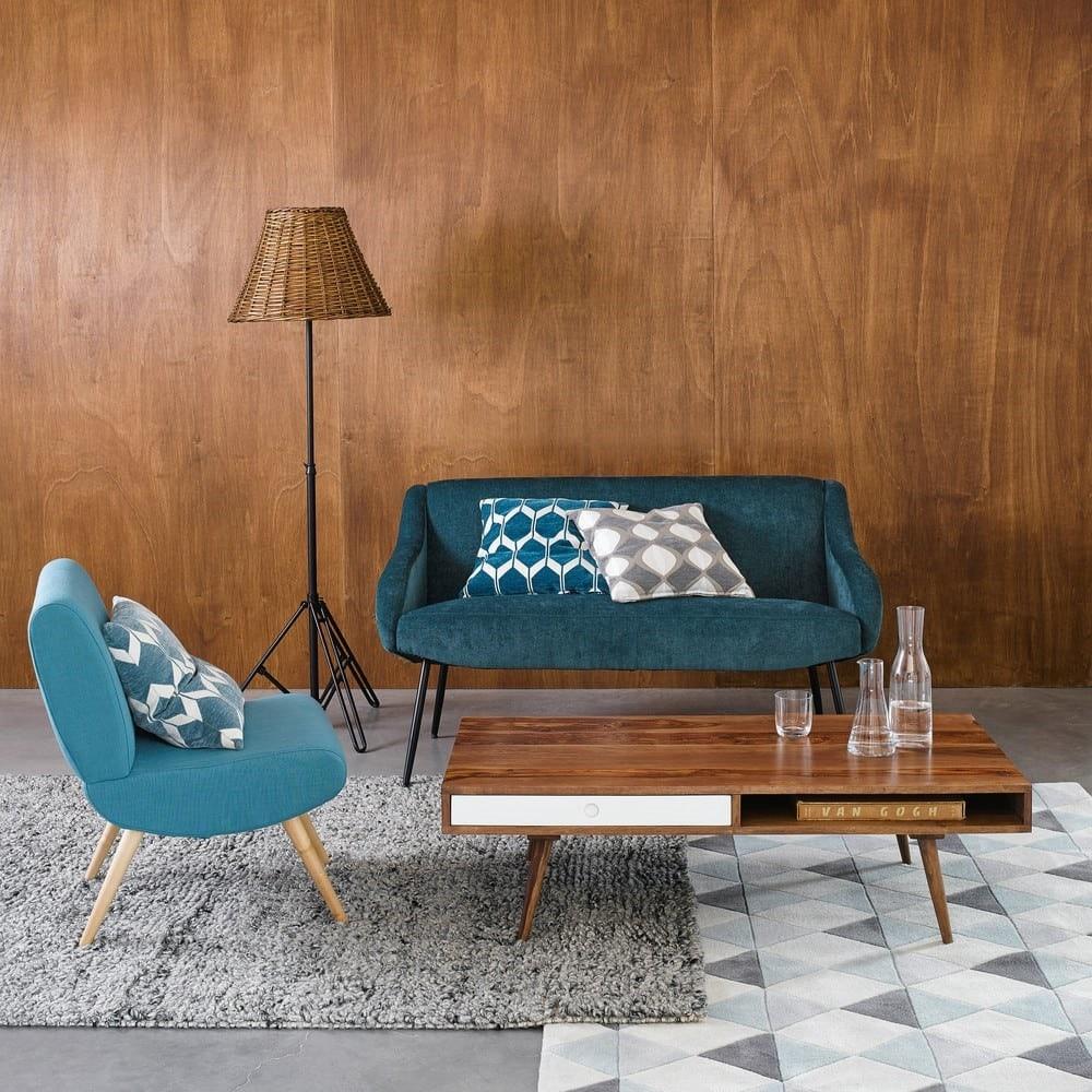 fauteuil maison du monde les plus beaux mod les pour votre salon. Black Bedroom Furniture Sets. Home Design Ideas