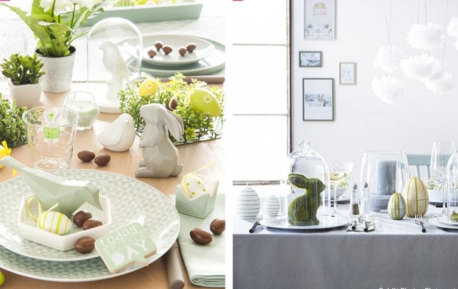 Decoration De Table Paques 35 Idees Deco Pour Impressionner