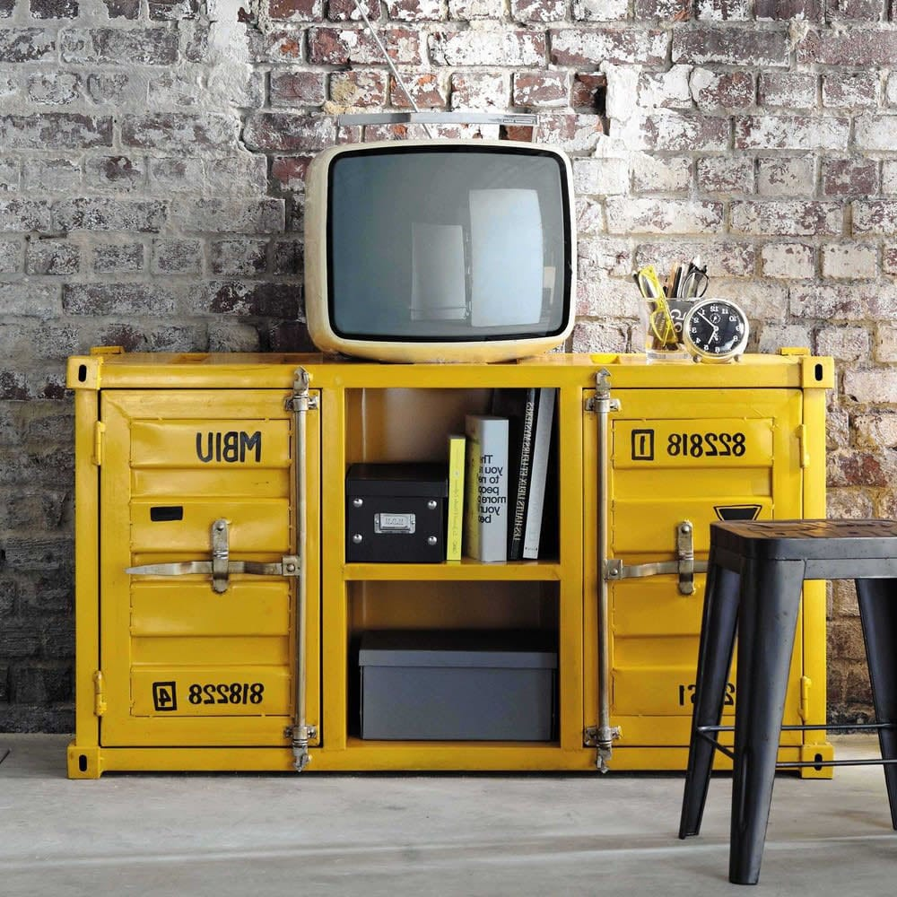 Meuble TV container