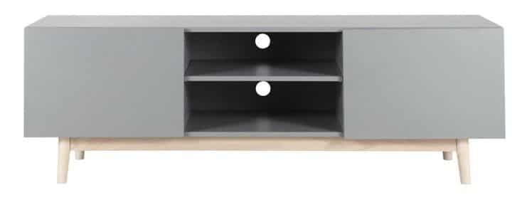 Meuble scandinave gris