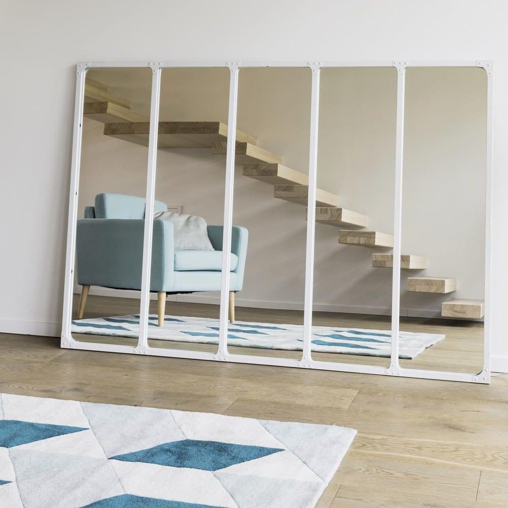 Miroir style verrière maisons du monde