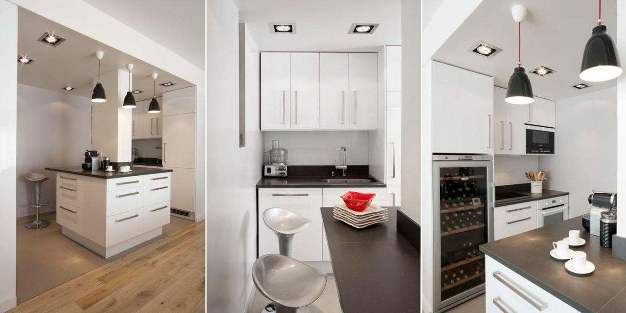 Petite cuisine équipée : 25 idées pour une cuisine moderne et fonctionnelle
