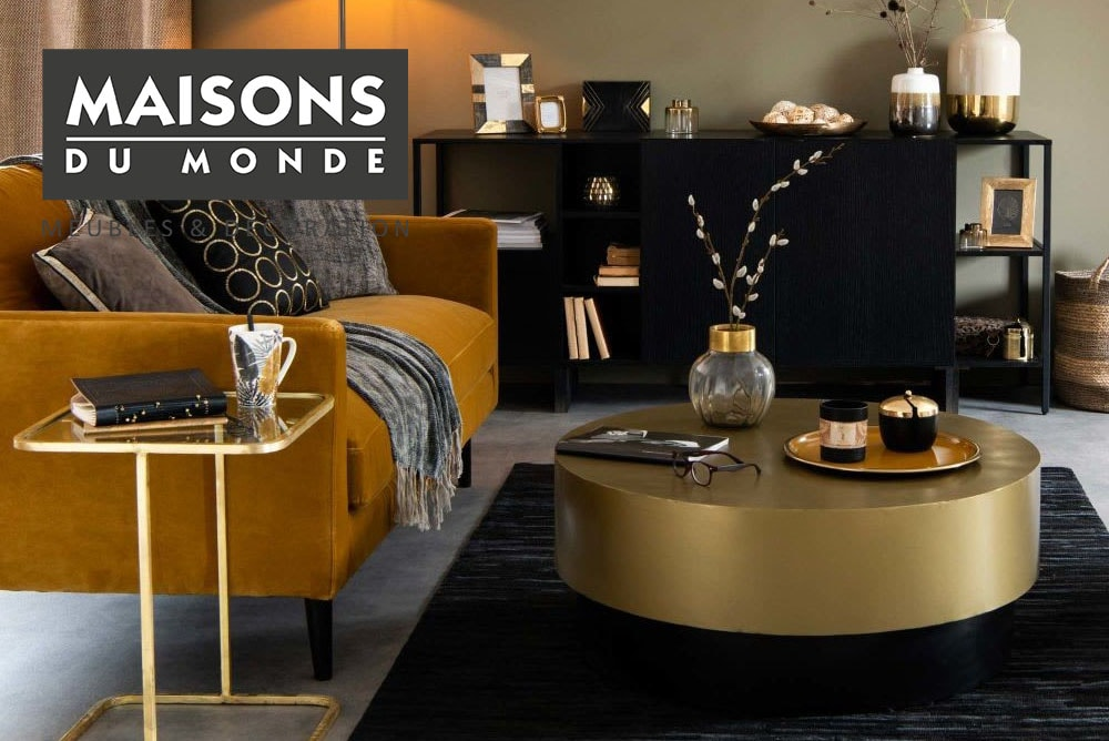 table basse maisons du monde notre s lection pour une. Black Bedroom Furniture Sets. Home Design Ideas
