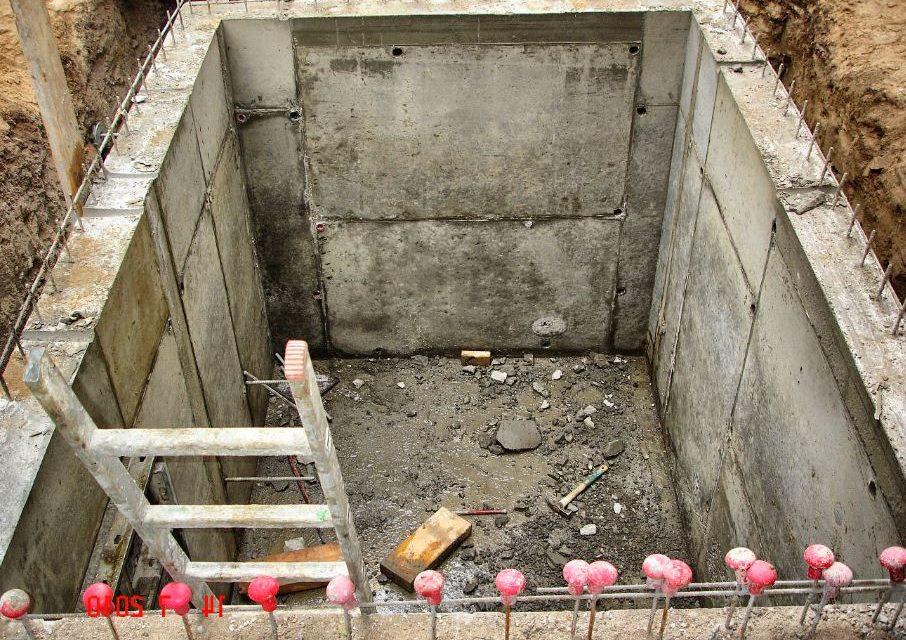 Le béton banché