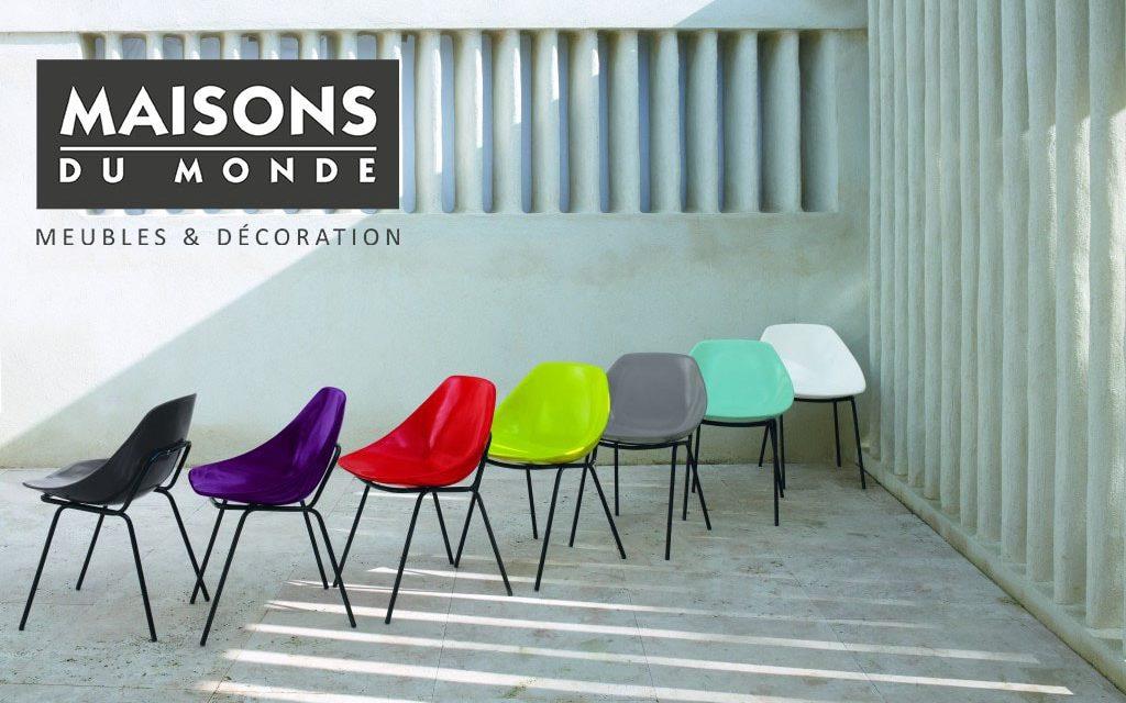Chaise Maisons du Monde : 25 idées de chaises pour votre intérieur