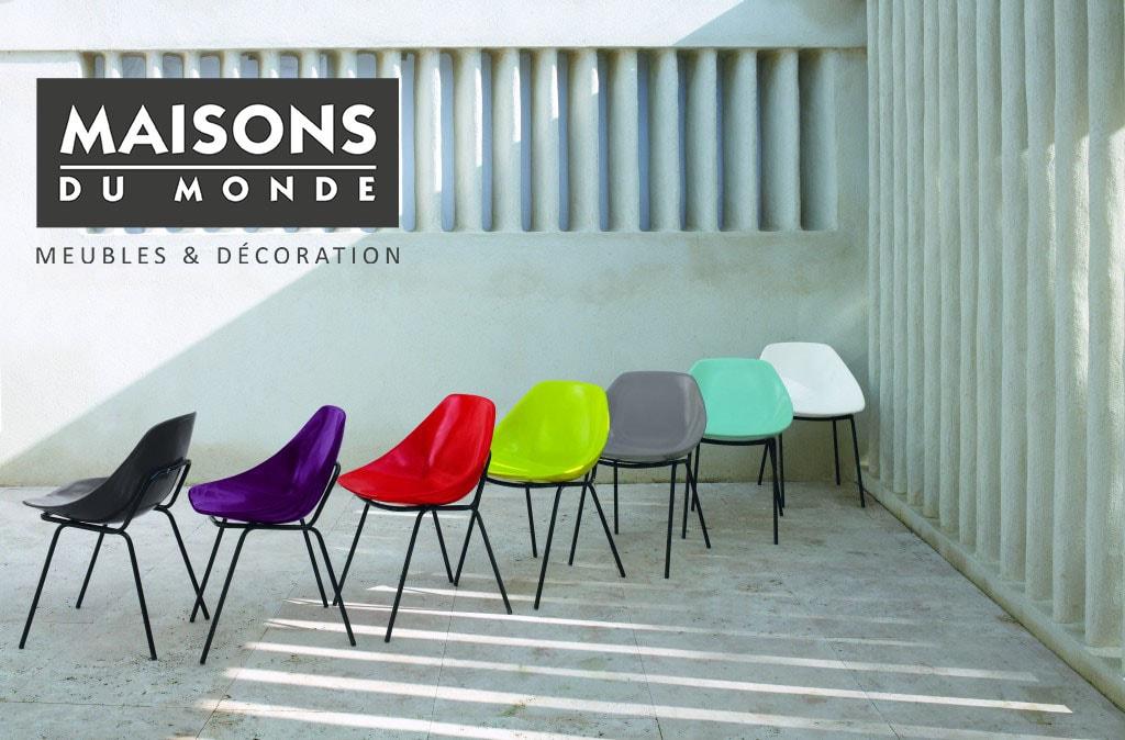 Chaise Maisons Du Monde Selection D Assise Confortables Et Tendance
