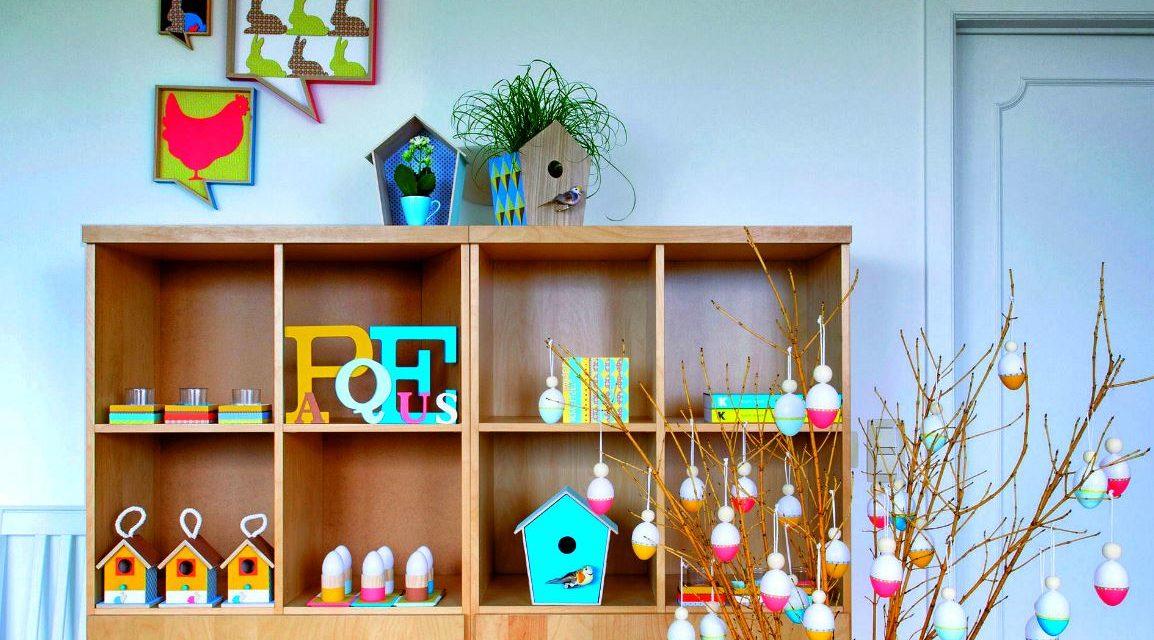 Bricolage de Pâques : 42 idées décoration à fabriquer