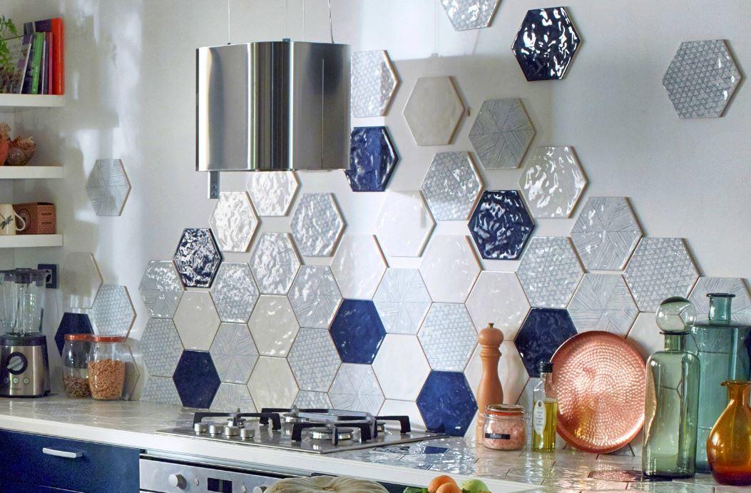 Déco murale cuisine  33 idées décoration pour vos murs de